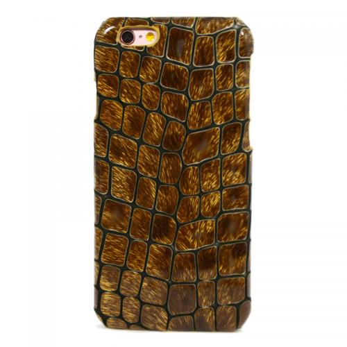 Crocodile leather case1